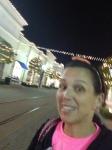 Me enjoying the beautiful boardwalk